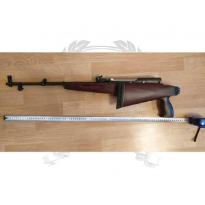 [#1353] ОП-СКС, ВПО-208 Ложа Шпон складной (Ручная работа)