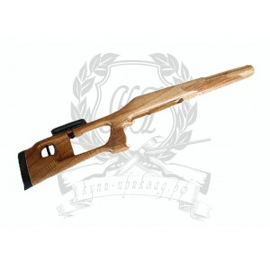 [#1385] ЛОСЬ КО-7 сб.4 Ложа Орех по типу СВД с подушкой (Ручная работа)