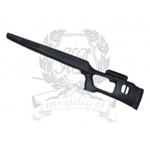 [#330-2] ОП-СКС, ВПО-208 Ложа Шпон по типу СВД с подушкой с накладкой